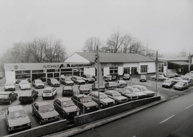 autohaus-altenmarkt-historie-1986-vor-umbau